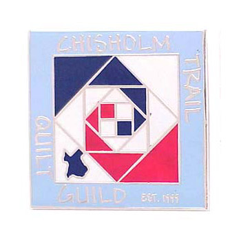 quilting Resin EPOLA (Cloisonn�) pin